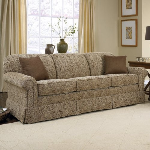 Traditional Sofa Pillows : Charles Schneider Briggs Multi Fabric Sofa with Accent Pillows - Traditional - Sofas - by Hayneedle