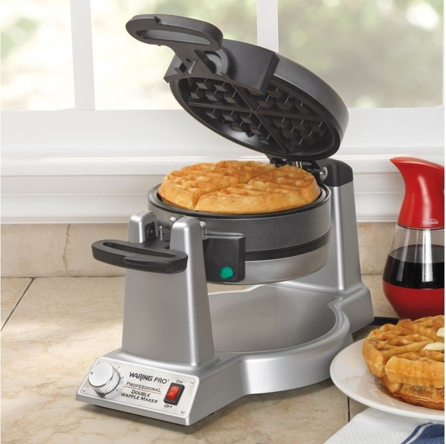 Waring Pro Professional Double Waffle Maker waffle-makers