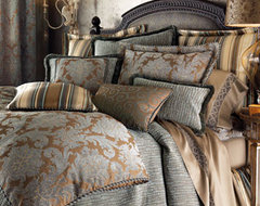 Legacy Home - Bella Bed Linens traditional bedding