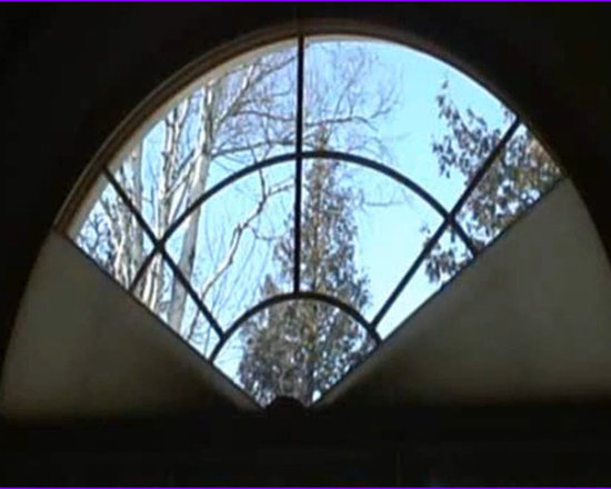 Blinds And Window Shades Motorized Window Shade Arched