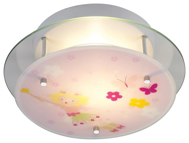 Elk Lighting Novelty Flowers Semi Flush Mount Ceiling Light X-2/80012 contemporary-kids-ceiling-lighting