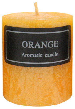 Orange Scented modern-candles-and-candle-holders
