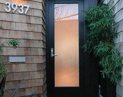 Cary Bernstein Architect Choy 1 Residence modern-entry