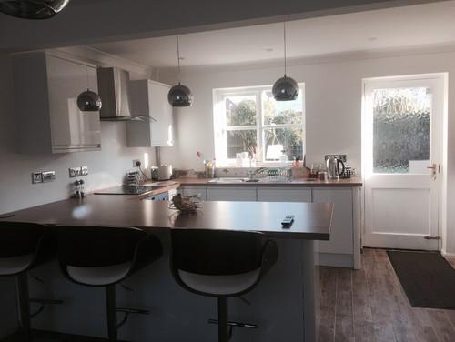 Advice Re Blind Design For Open Plan Kitchen Diner