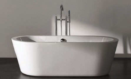 Chloe Bathtub modern bathtubs
