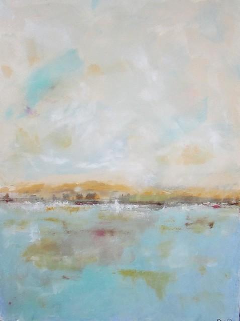 Linda Donohue -Recent Paintings traditional-artwork