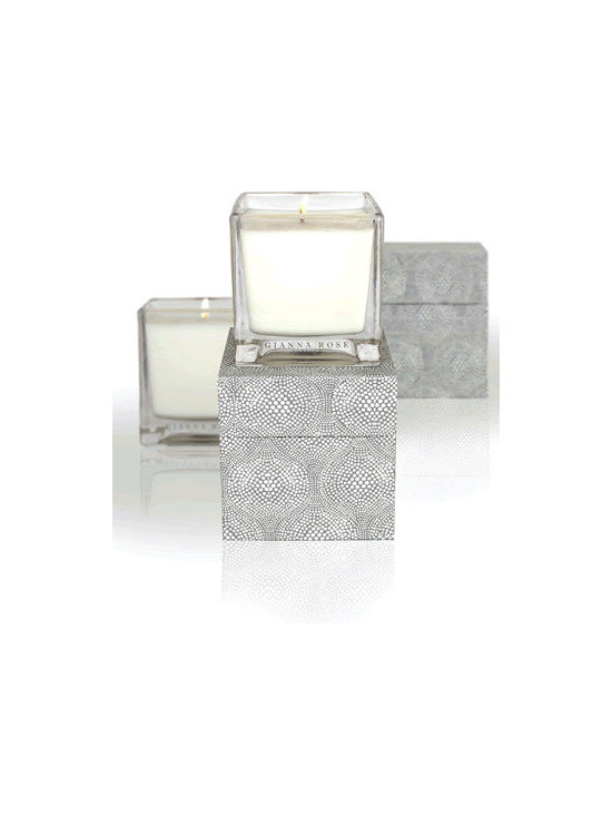 Gianna Rose Atelier Orchid & Honeysuckle Candle -