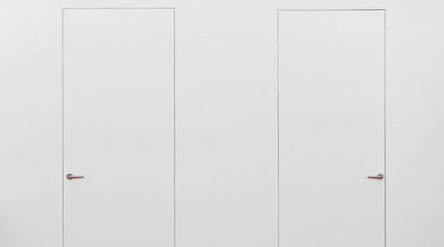 Invisible Doors Modern Interior Doors