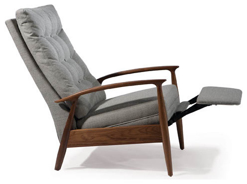 Viceroy Recliner By Milo Baughman From Thayer Coggin Midcentury Recliner