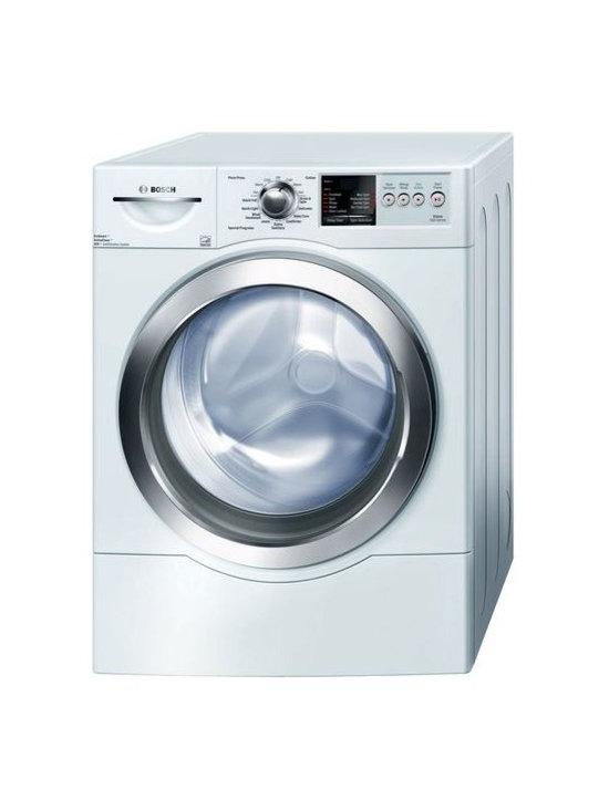 Bosch - WFVC54 - Vision 500 Series 3.3 cu. ft. Front-Load Washing Machine -