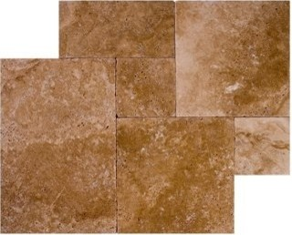 Travertine Tile New Jersey mediterranean floors