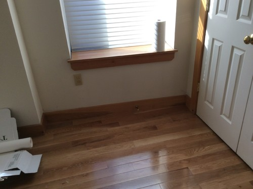Paint wood baseboard window sill and door frames - Painting window sills exterior set ...