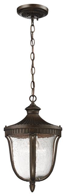 Elk Lighting 27002/1 Outdoor Pendant transitional-outdoor-hanging-lights