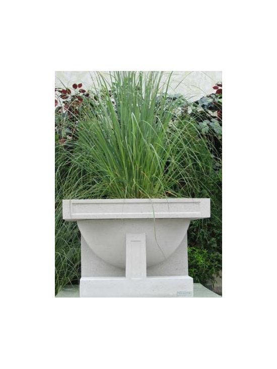 Frank Lloyd Wright Studio Vase Planter -