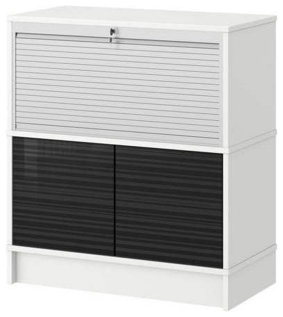 EFFEKTIV Storage combination - Modern - Storage Cabinets - by IKEA
