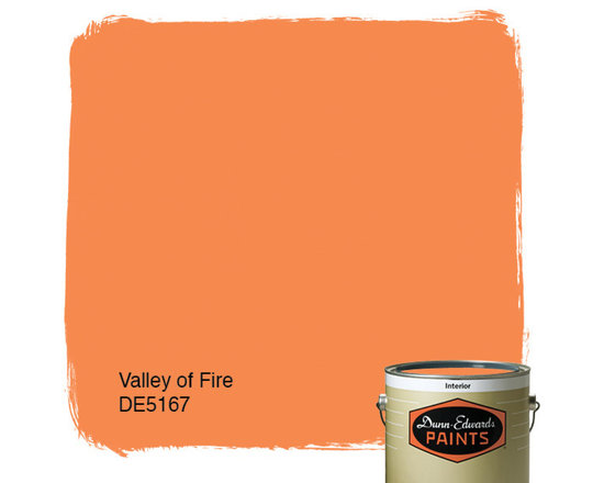 Dunn-Edwards Paints Valley of Fire DE5167 -
