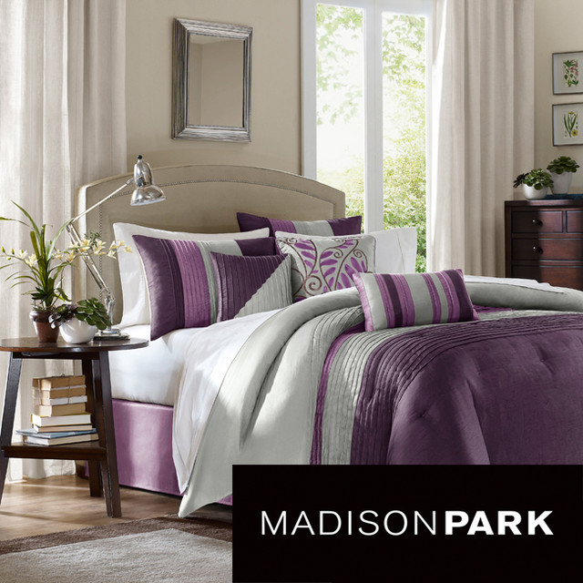 Top 28 Park Mendocino 7 Comforter Set Madison Park