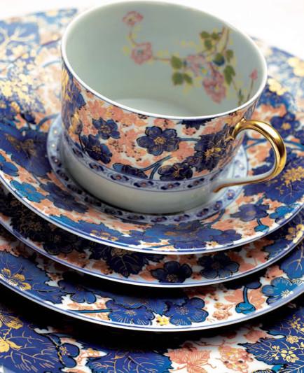 Haviland Dammouse Dinnerware traditional-dinnerware