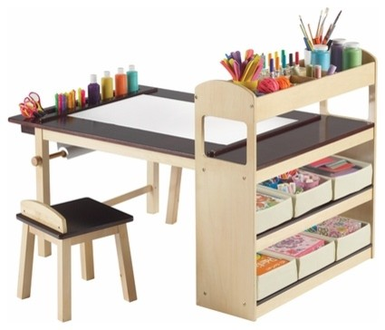 Deluxe Art Center modern-kids-tables