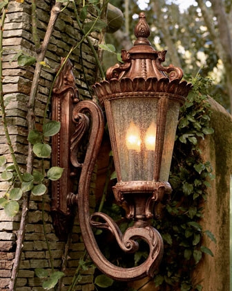 Wall Lantern traditional-outdoor-wall-lights-and-sconces