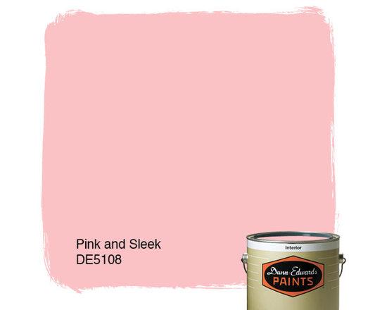 Dunn-Edwards Paints Pink and Sleek DE5108 -
