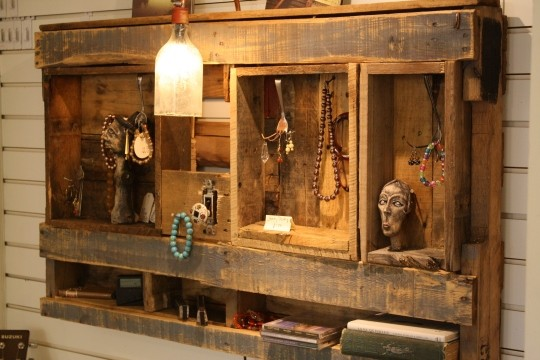 Classic Lighted Jewelry Display/Organizer - Eclectic - Display And Wall Shelves - miami - by ...