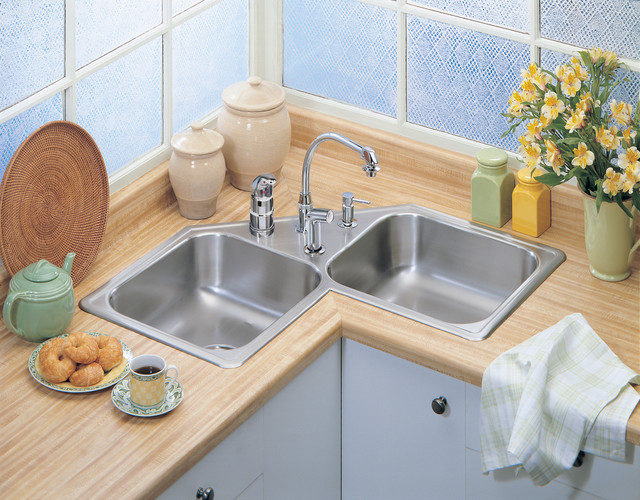 It's Hip to be Square kitchen-sinks