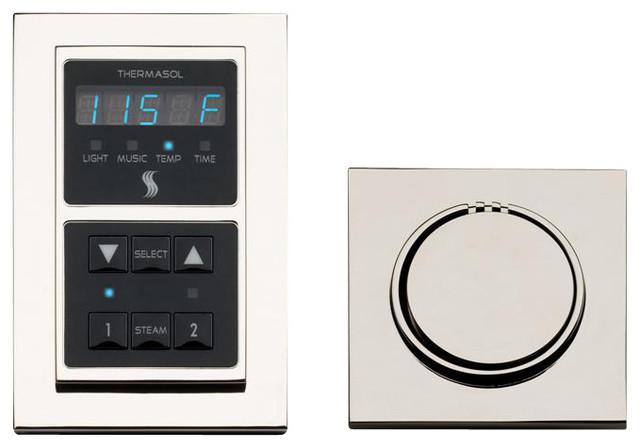 Thermasol SEM-NTS-AB Kit Modern traditional-showers