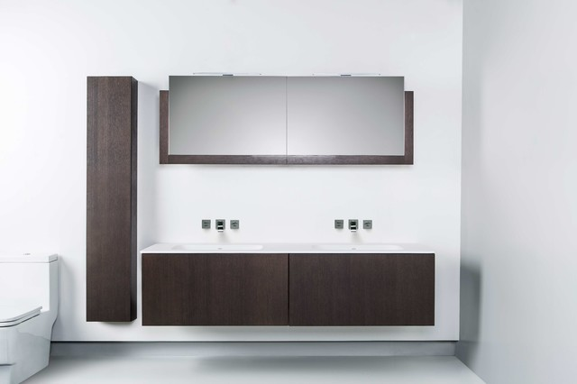 Blu Bathworks Furniture contemporary-bathroom-vanities-and-sink-consoles