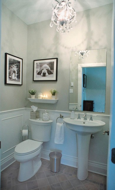 Freshening Up contemporary-powder-room