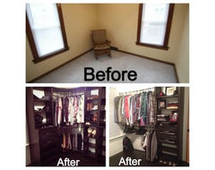 How to turn a room into a walk in closet girl room for 9x11 room design
