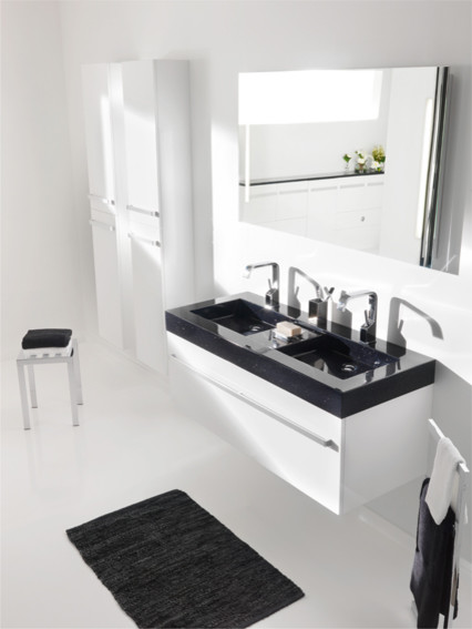 QUADRA BY AMBIANCE BAIN modern-bathroom-vanities-and-sink-consoles