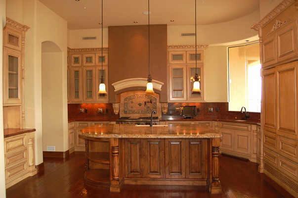 Kitchen with corner - Corner windows in kitchen ...