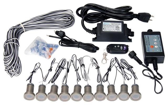 Recessed deck lighting kits democraciaejustica aurora deck lighting phoenix recessed led light kit aloadofball Gallery
