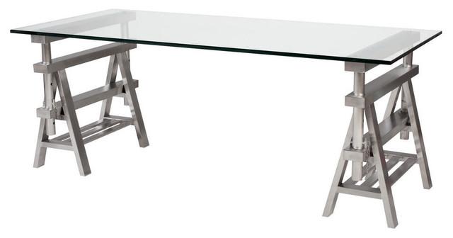 Eiffel coffee table industrial coffee tables by for Coffee tables urban barn