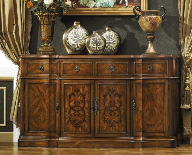 Carneros Credenza traditional-buffets-and-sideboards