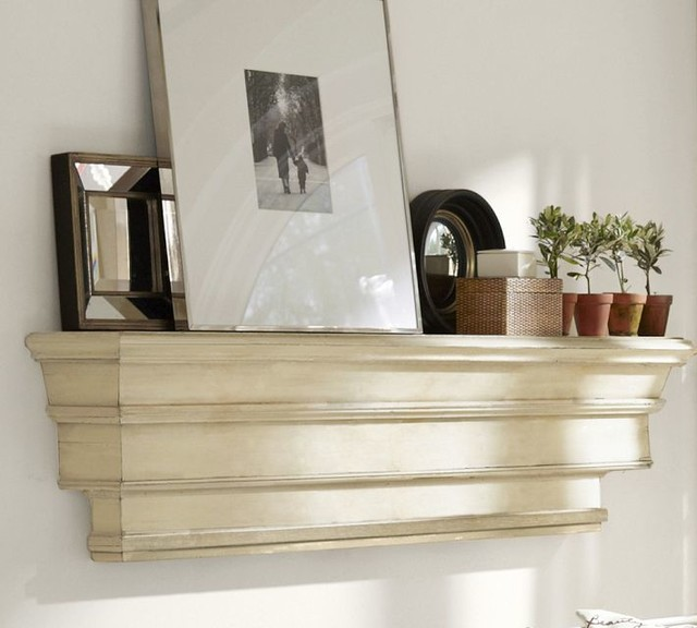 decorative ledge traditional display and wall shelves