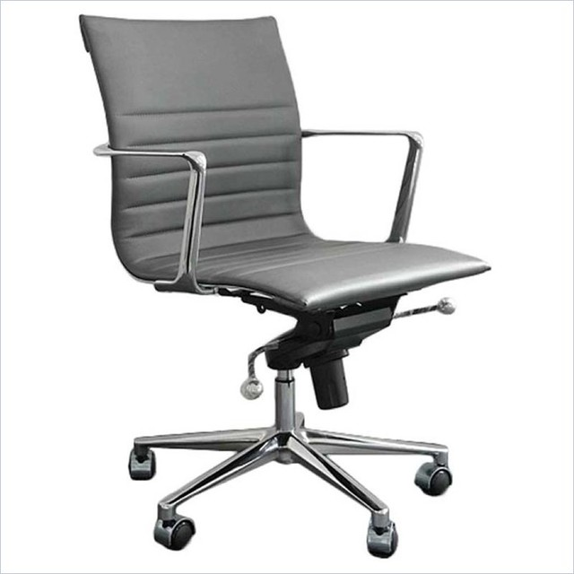 Eurostyle Kyler Low Back Office Chair modern task chairs