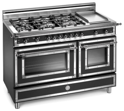 traditional gas ranges and electric ranges by US Appliance