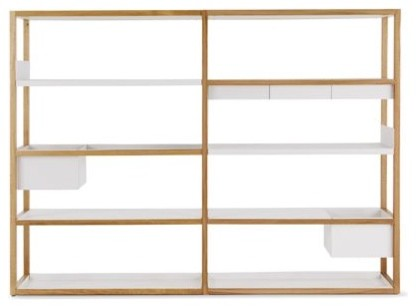 Extension Modern Display And Wall Shelves By Design Within Reach
