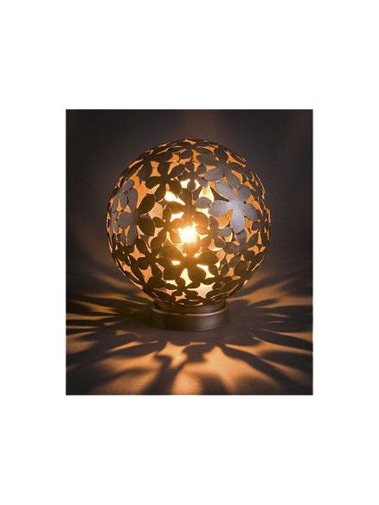 Flower Ball Lantern -
