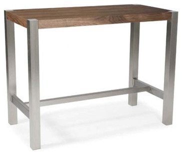 Riva Counter Table - Modern - Bar Stools And Counter Stools - by ...
