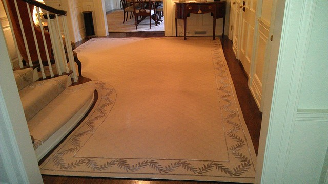 Custom Hand Tufted Rugs and Runners traditional