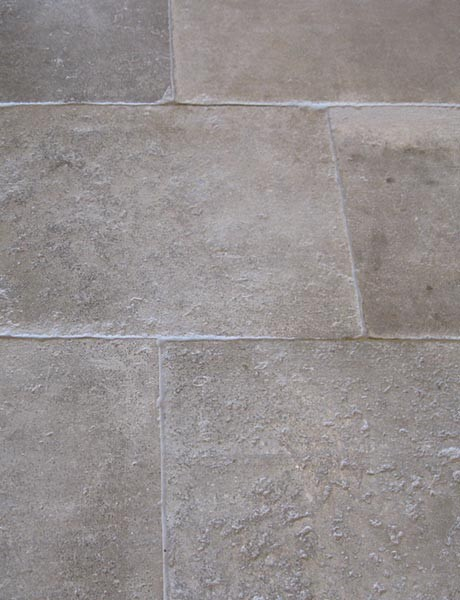 Genuine Antique Stone Tiles and Flagstones. mediterranean floor tiles