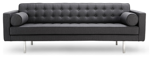 Modern Furniture Couch grey contemporary sofa