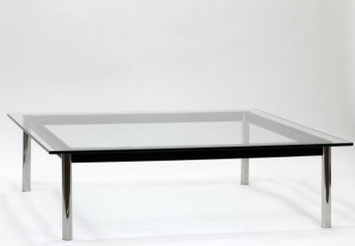 Lc10 Coffee Table Images Le Corbusier Square