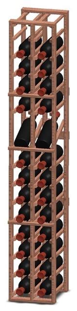 2-Column Magnum Display Rack contemporary-wine-racks