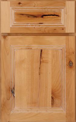 Knotty Alder Door Styles kitchen-cabinets