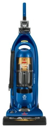Bissell Lift-Off MultiCyclonic Pet HEPA Upright Vacuum 89Q9 contemporary-vacuum-cleaners