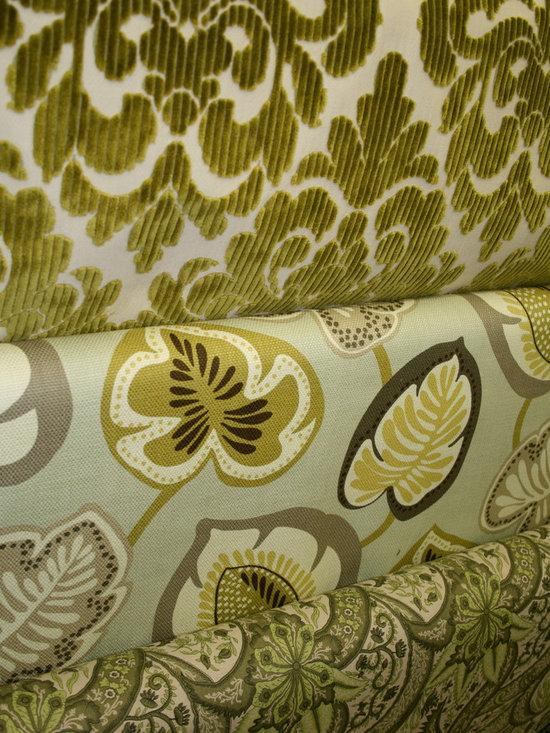 Green Fabrics -